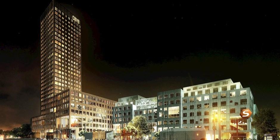 Conferentie over hoogbouw in Kopenhagen