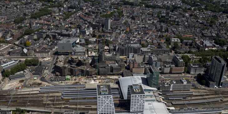 Gemeente Utrecht voorziet toename woningbouw en kantorenvoorraad