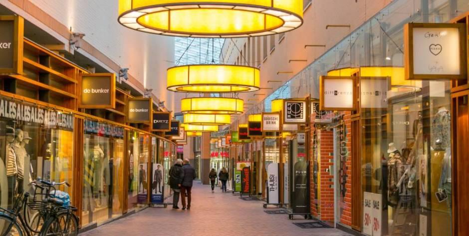 Nederlandse provincies sluiten retaildeals tegen winkelleegstand
