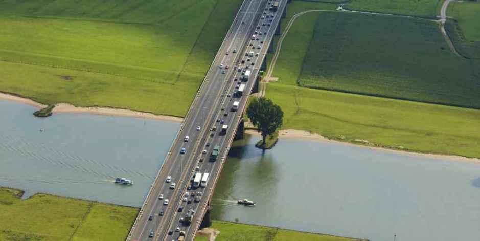 Extra geld en versnelling voor infraprojecten - Vijf miljoen voor verbetering waterkwaliteit en -kwantiteit