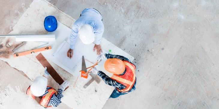 Nieuw 'traineeship voor de bouw'