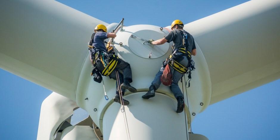 Tweede subsidieloze windpark op zee