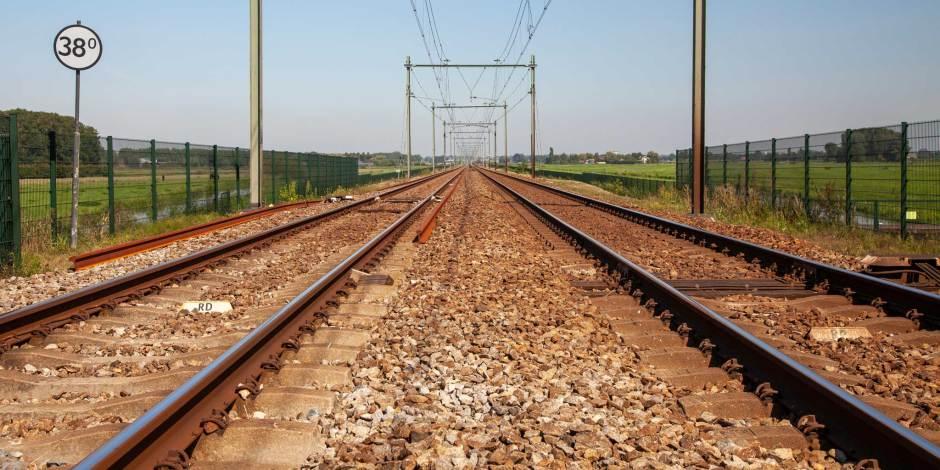 Extra geld en versnelling voor infraprojecten - Spoorbodem ongeschikt voor toename treinverkeer