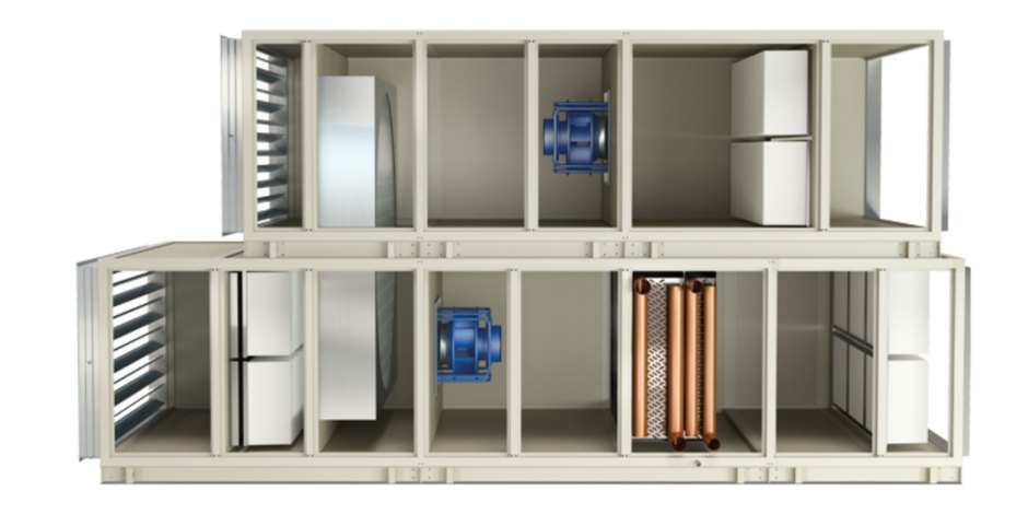 Luchtbehandelingskasten-voor-comfort-applicaties