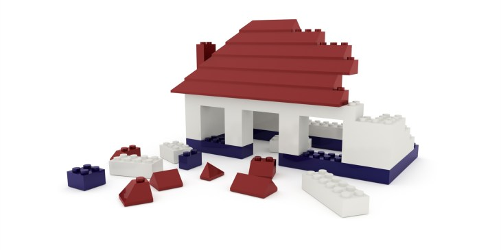 Woningbouw 2020-2023 - spanning neemt toee jaren toe