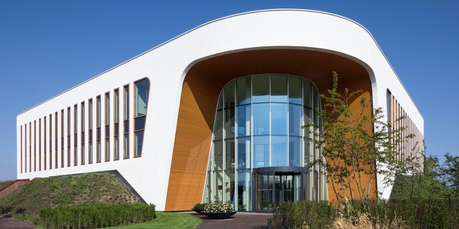 Project - Oogcentrum Noordholland van EGM Architecten