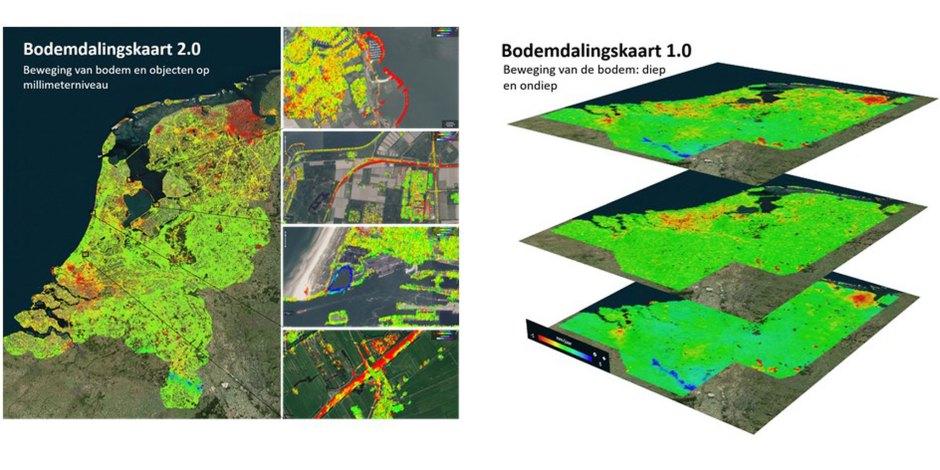 Bodemdalingskaart-toont-(in)stabiliteit-van-Nederlandse-bodem
