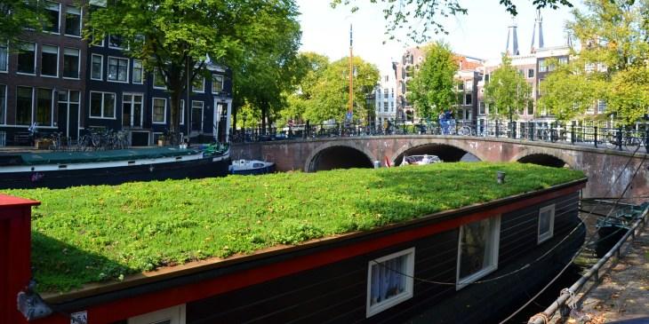 Klimaatadaptatie in Amsterdam op de agenda