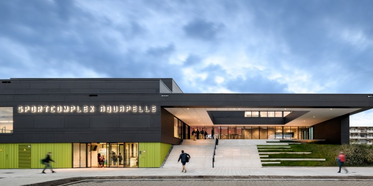 Project - Sportcomplex Aquapelle in Capelle a/d IJssel