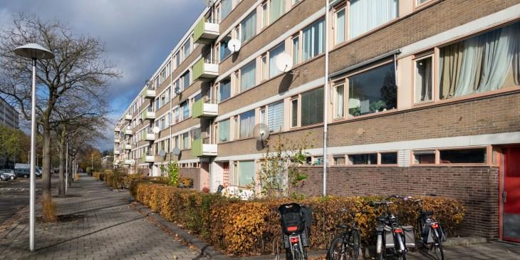 6400 oude balkons op veiligheid gecontroleerd in Utrecht