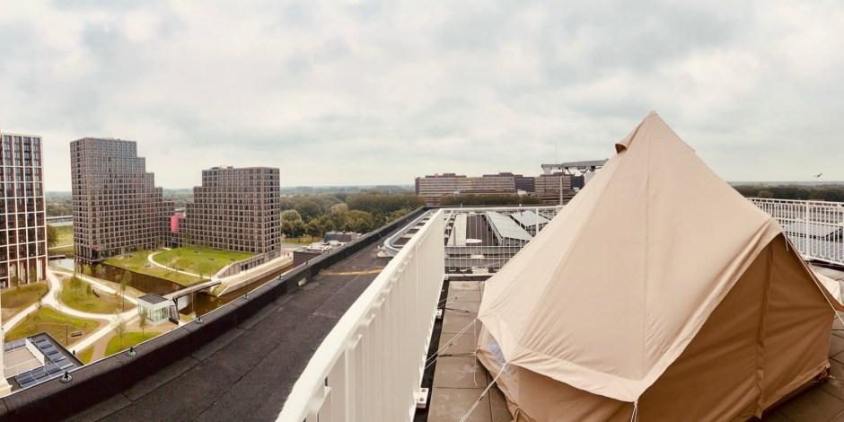Visie op daklandschap in de maak voor grootse stedelijke transformatie