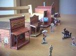 bouwplaat-papercraft-lucky luke