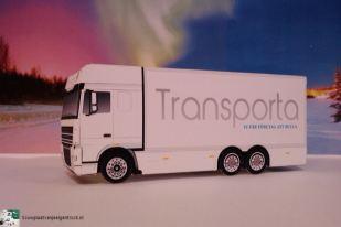 bouwplaat-papercraft-truck-Transporta-northern light-diorama- fiverr