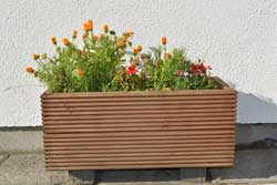 houten plantenbak maken