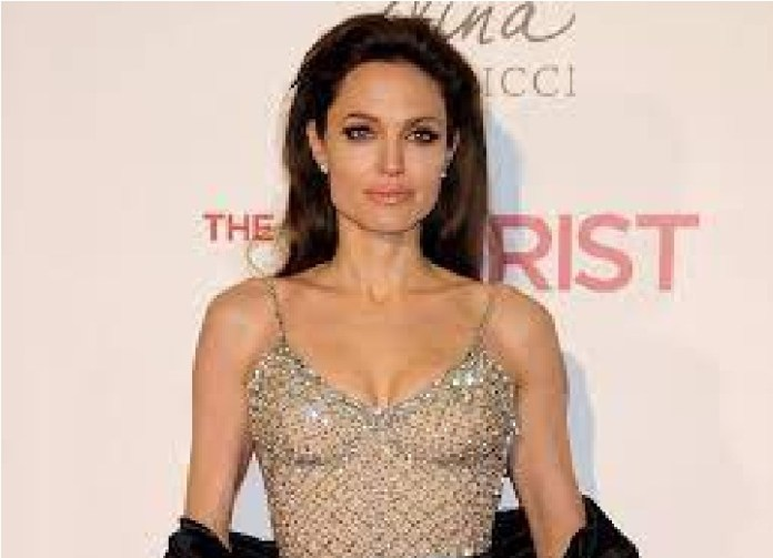 Angelina Jolie talks blazing a trail in firefighter drama Those Who Wish Me Dead