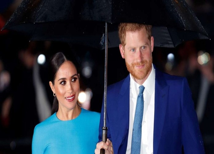 Harry and Meghan pretended not to know each other on first date in supermarket