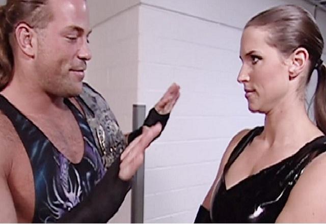 RVD Talks Nixed Romantic Storyline With Stephanie McMahon