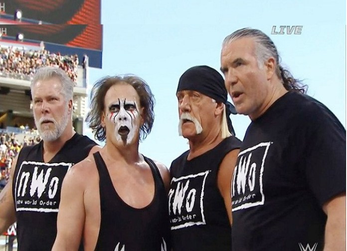 Scott Hall Explains Why The nWo Helped Sting in WWE