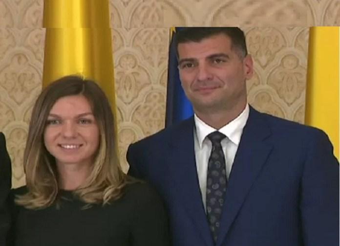 Simona Halep Boyfriend Toni