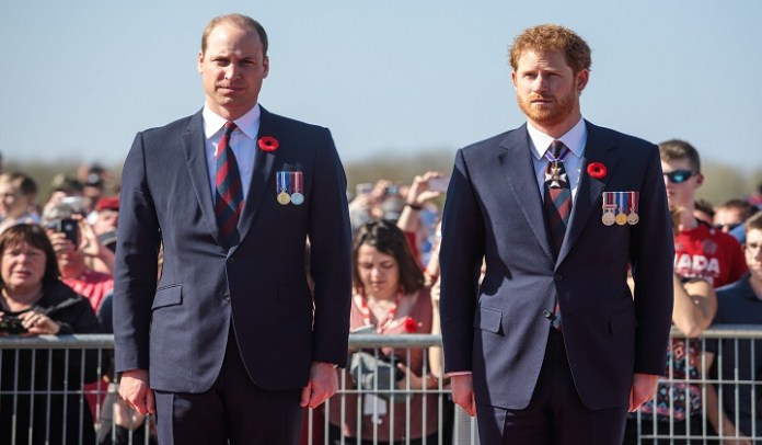 How Kate Middleton Broke the Ice Between Prince Harry and Prince William