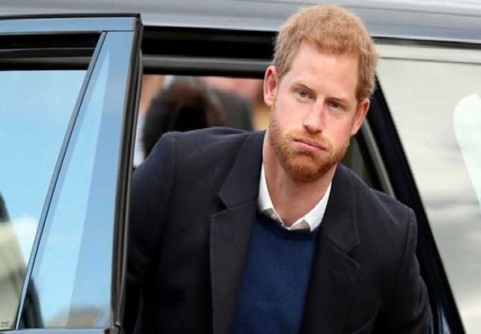Prince Harry 'duped by Greta Thunberg call' Russian pranksters say