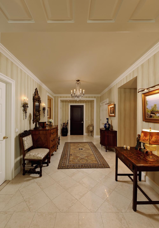 Traditional Chevy Chase Maryland Condominium Renovation Bowa