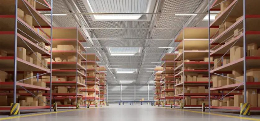 distribution and warehousing solutions
