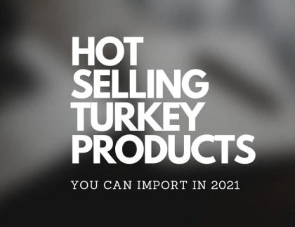 Import from Turkey to Nigeria