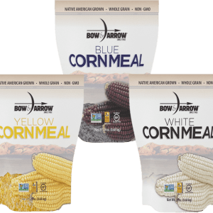 mixed corn meal