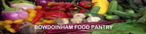 Welcome to the Bowdoinham Food Pantry