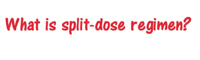 [Video] Split-dose Regimen for Bowel Preparation