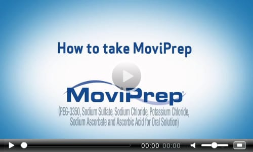 [Video] MoviPrep for Colonoscopy