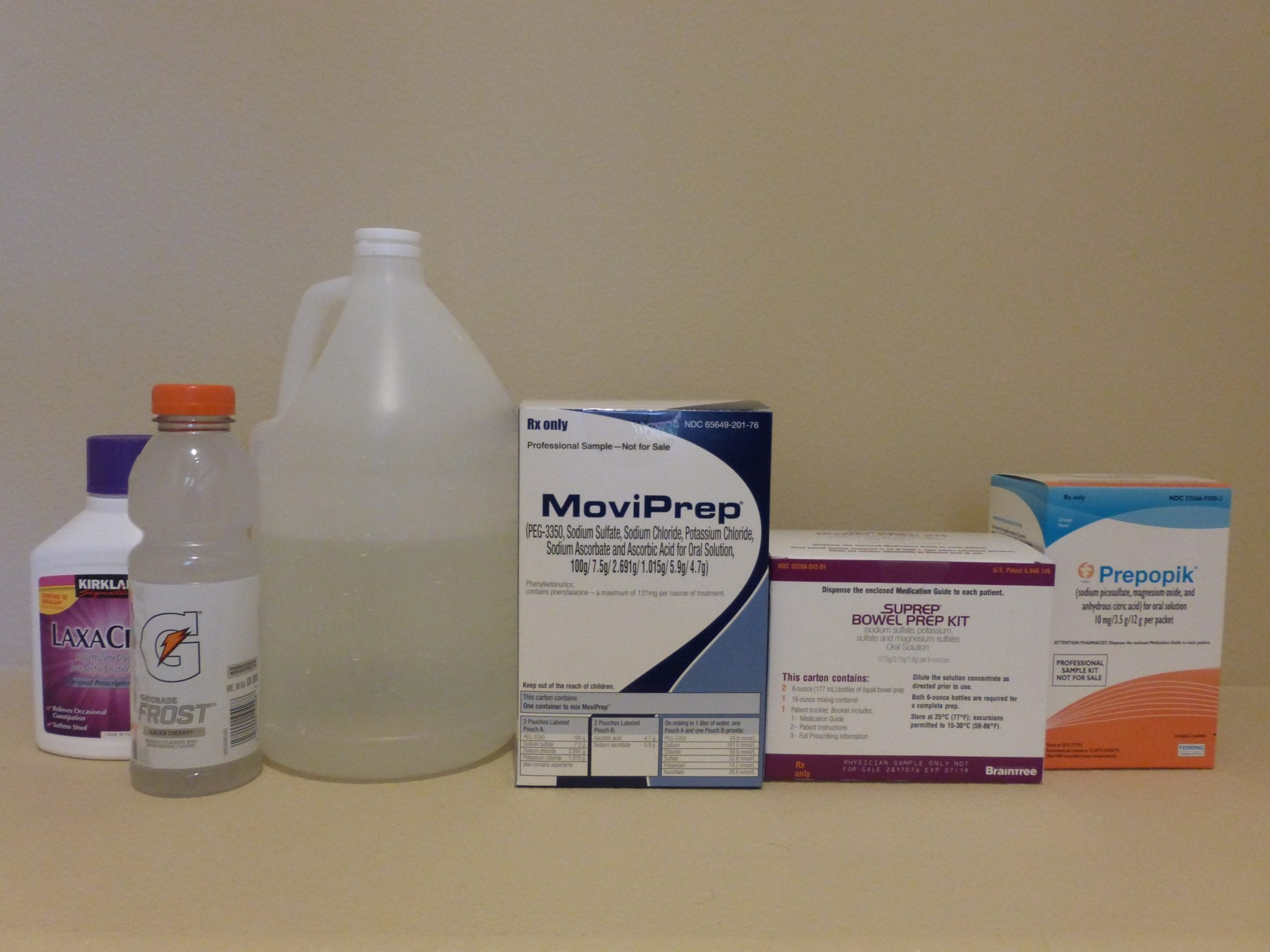 How To Use Your Bowel Cleansing Agents For Colonoscopy Bowelprepguide