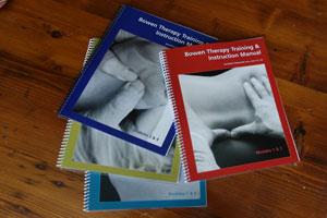 Bowen Therapy Manuals