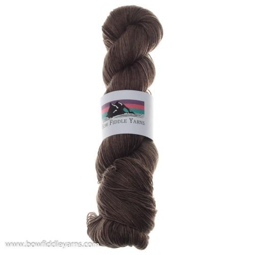 Bow Fiddle Yarns Superwash Merino - Market Cross - 4ply yarn
