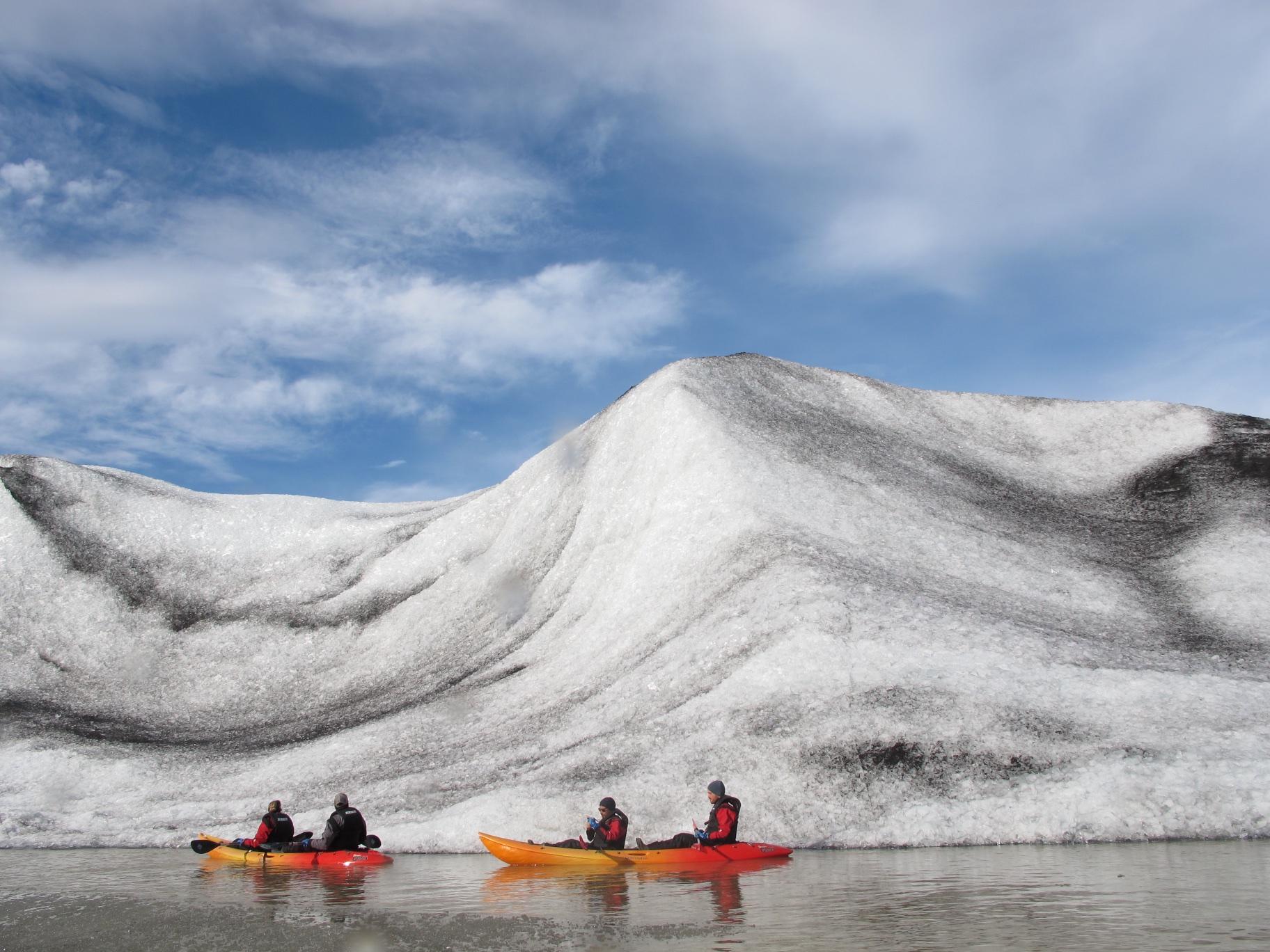 Heinabergsjokull glacier lagoon 3 (dig)-Iceland