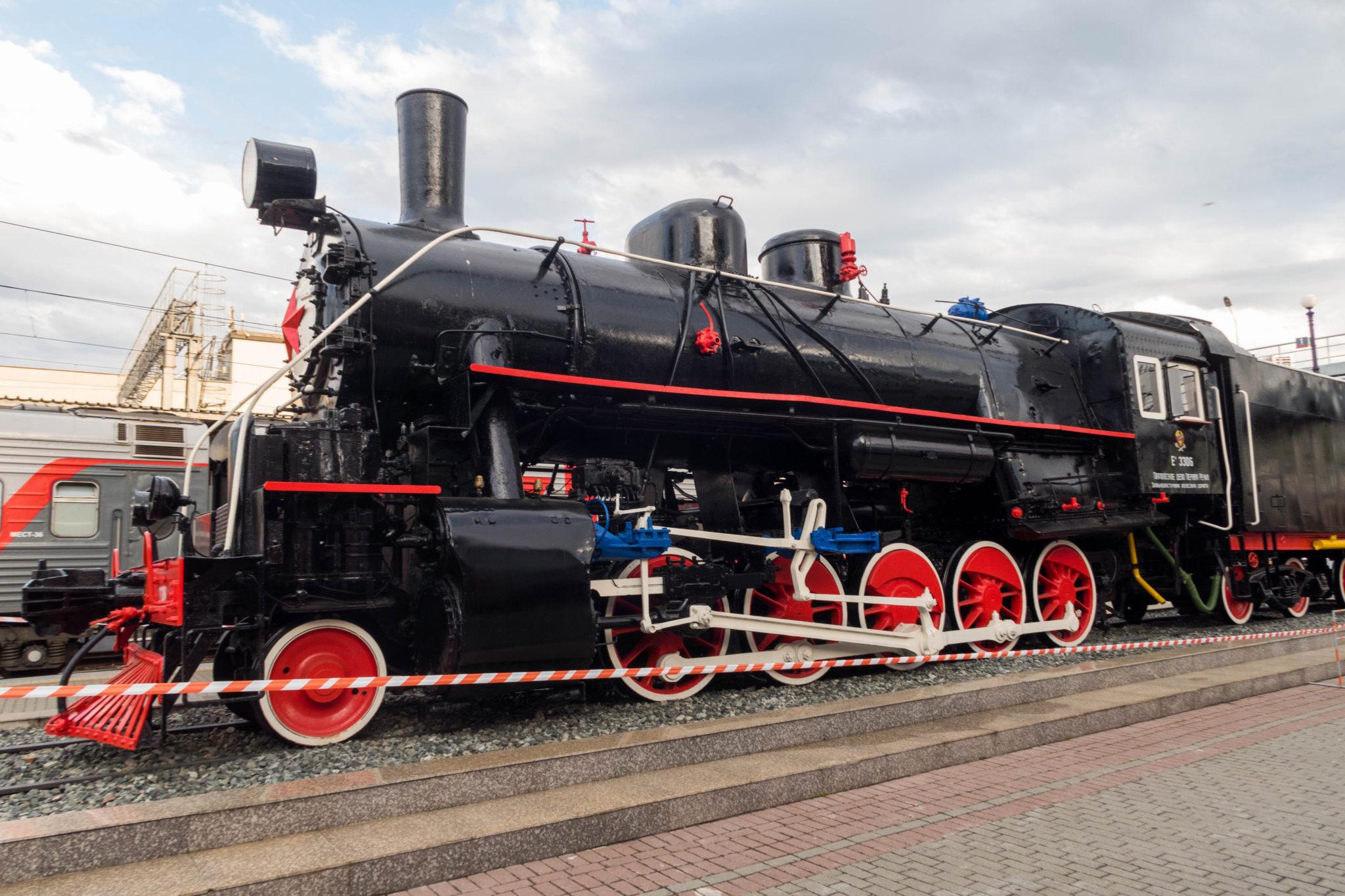 Khabarovsk to Irkutsk