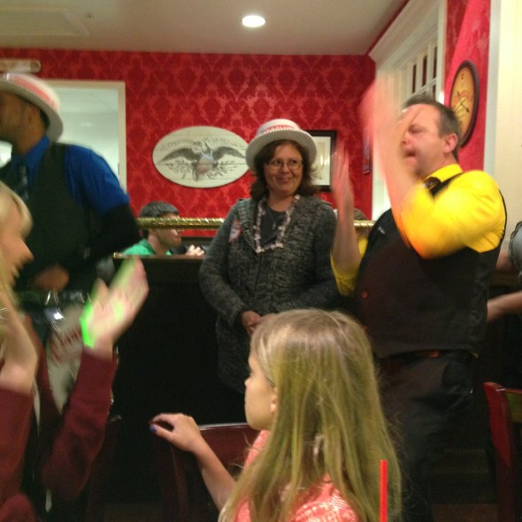 singing & dancing