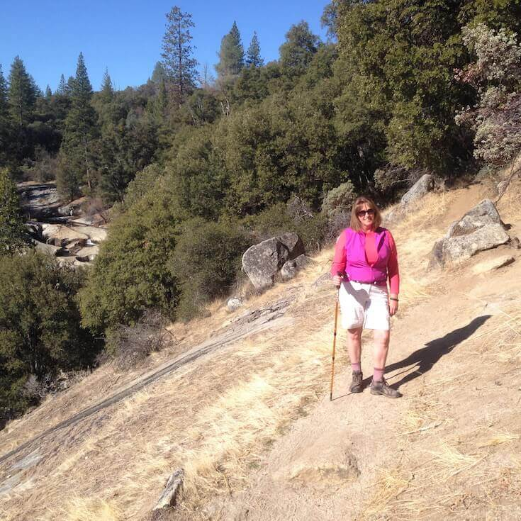 Hiking Angels Falls