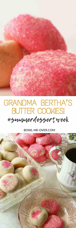 Grandma Bertha's Cookie Recipe!