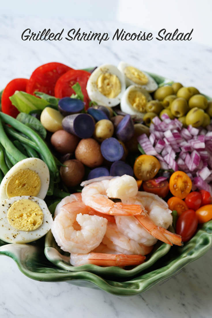 Easy dinner salad
