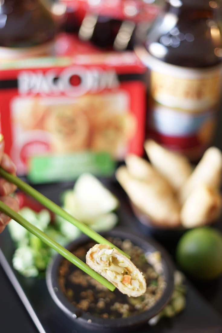 Enjoy an easy stress-free meal #PonzuDippingSauce