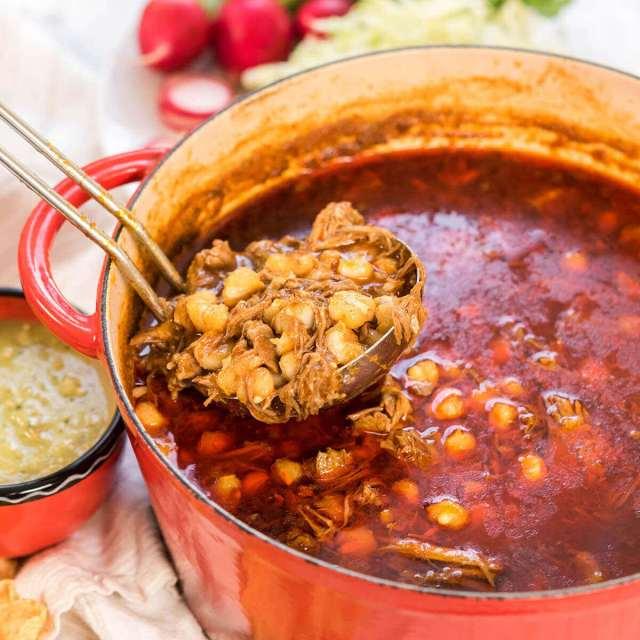 Authentic New Mexico Posole Recipe