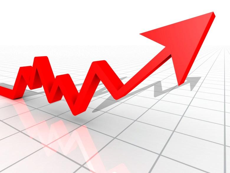 statistics-arrow