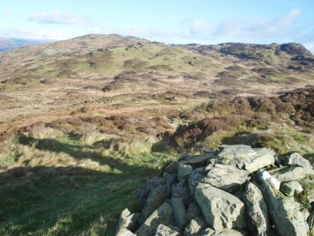 Top o'Selside from High Light Haw.