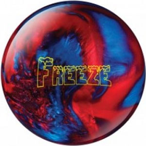 columbia, freeze red, bowling ball