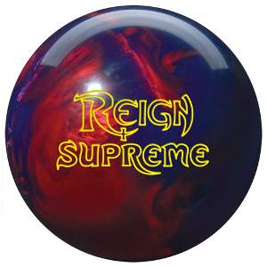 storm reign supreme, bowling ball reviews