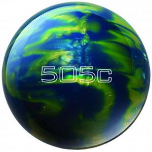 track 505c, bowling ball