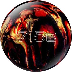 track 715c, track bowling balls