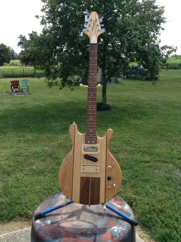 Made from Scratch Guitar